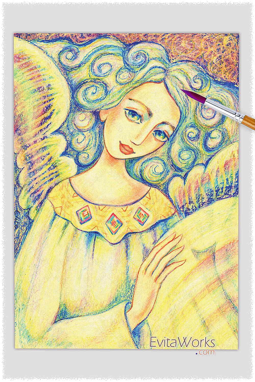 Angel 01 ~ EvitaWorks