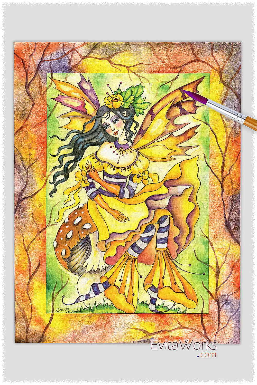 Fairy 1 ~ EvitaWorks