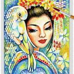 Geisha 01 ~ EvitaWorks