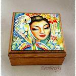 Geisha 01 Boxsq ~ EvitaWorks