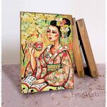 Geisha 03 Block1 ~ EvitaWorks