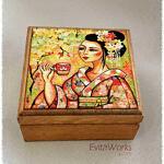 Geisha 03 Boxsq ~ EvitaWorks