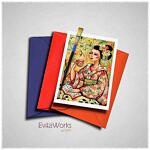 Geisha 03 Card ~ EvitaWorks