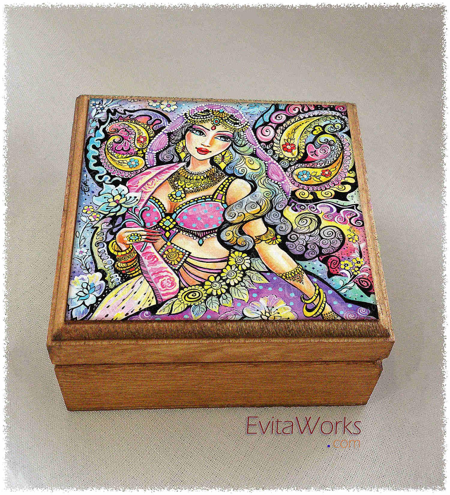 Goddess 01 Boxsq ~ EvitaWorks