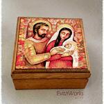 Holy Family 2015 Boxsq ~ EvitaWorks