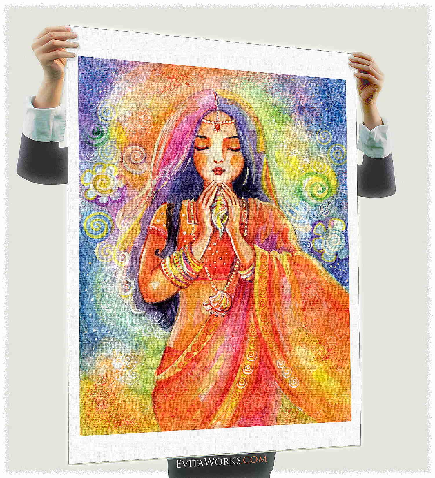 Indian Mermaid 2016 Page2 ~ EvitaWorks