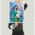 a4 madonna child y16 1 a3 ~ EvitaWorks