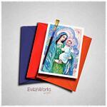 a4 madonna child y16 1 cd ~ EvitaWorks