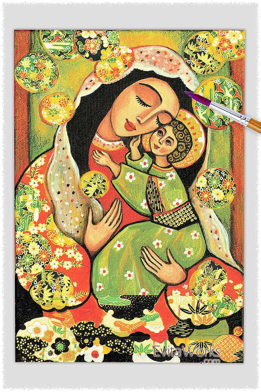 Mother Child 05 ~ EvitaWorks