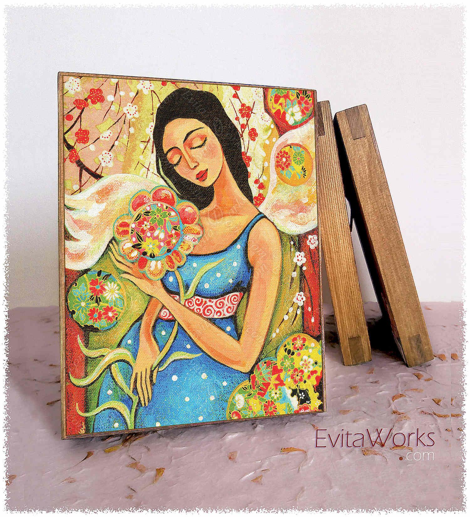 Mother Child 06 Block1 ~ EvitaWorks