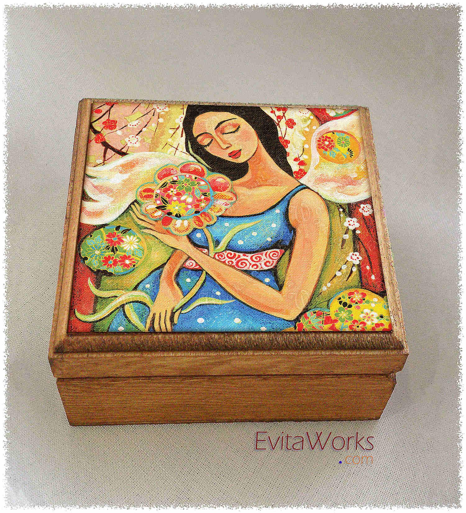 Mother Child 06 Boxsq ~ EvitaWorks