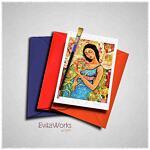 Mother Child 06 Card ~ EvitaWorks