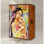 Mother Child 11 Boxlg ~ EvitaWorks