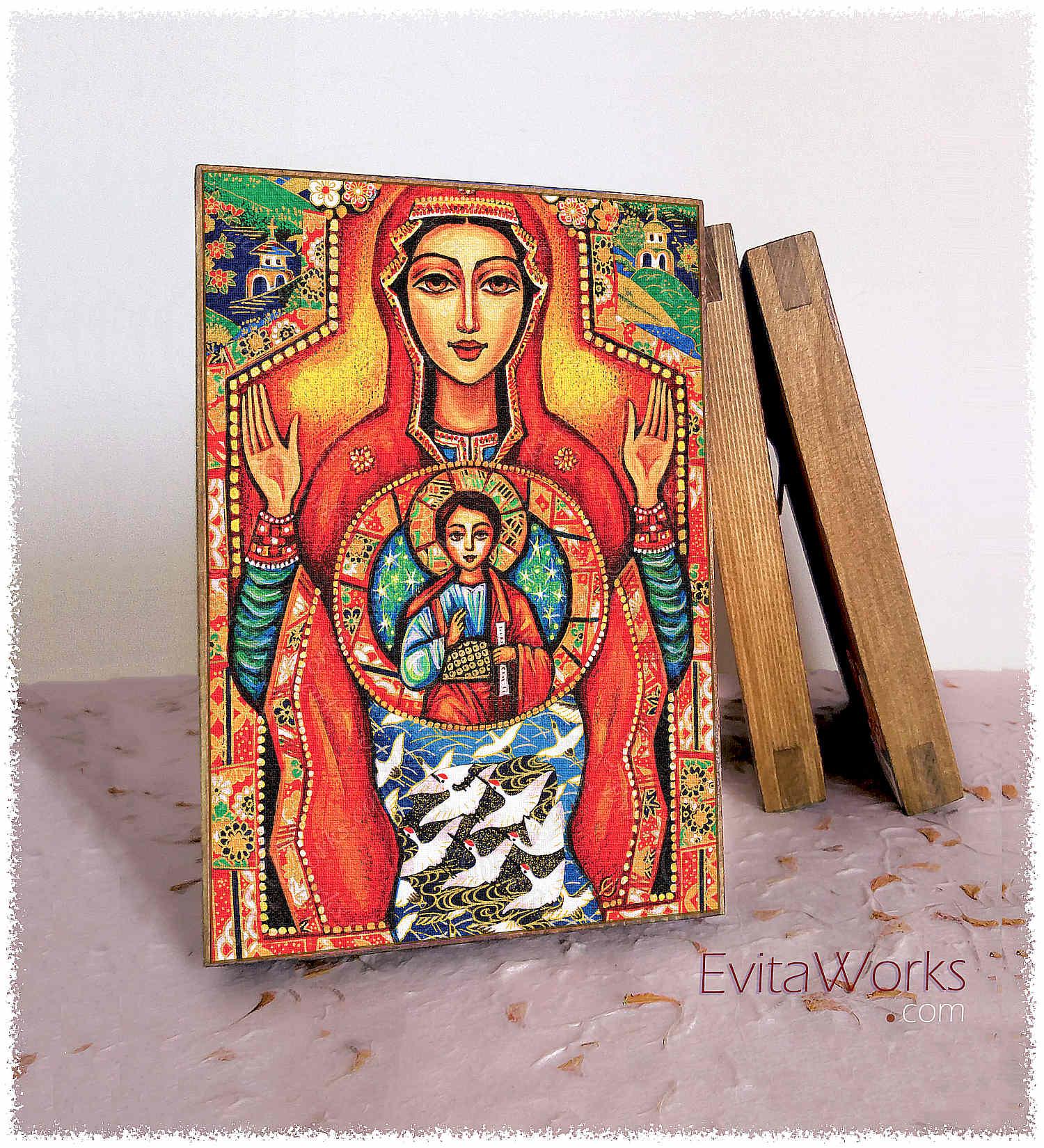 Mother Child 13 Block1 ~ EvitaWorks
