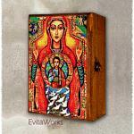 Mother Child 13 Boxlg ~ EvitaWorks