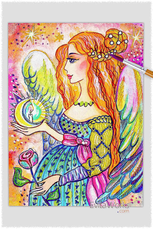 Angel 07 ~ EvitaWorks