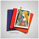 Angel 22 Card ~ EvitaWorks