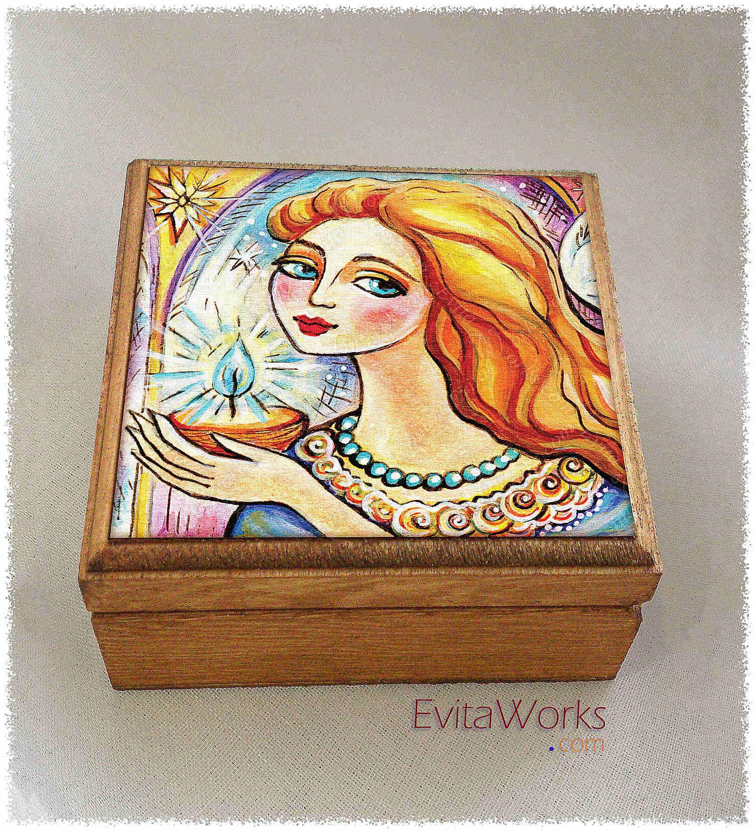Angel 27 Boxsq ~ EvitaWorks