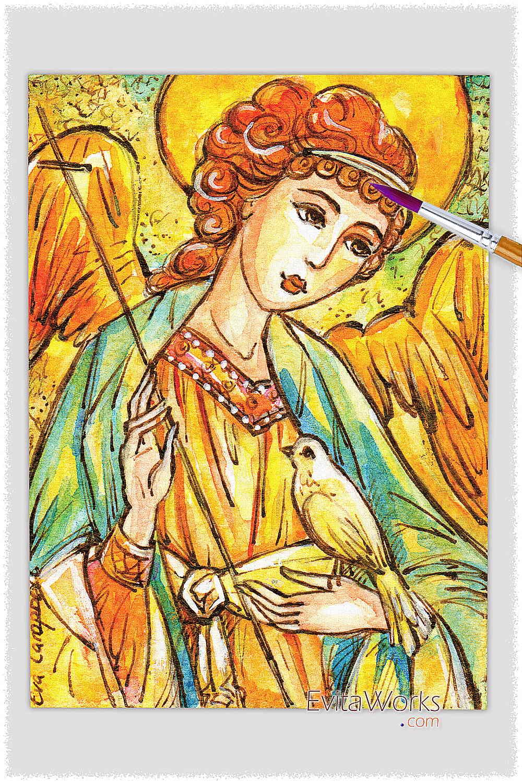 Angel 02 ~ EvitaWorks
