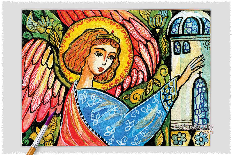 Angel 03 ~ EvitaWorks