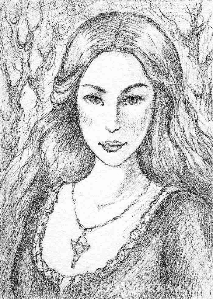 Arwen 02 ~ EvitaWorks