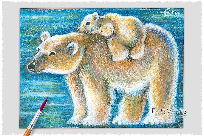 Bear 01 ~ EvitaWorks