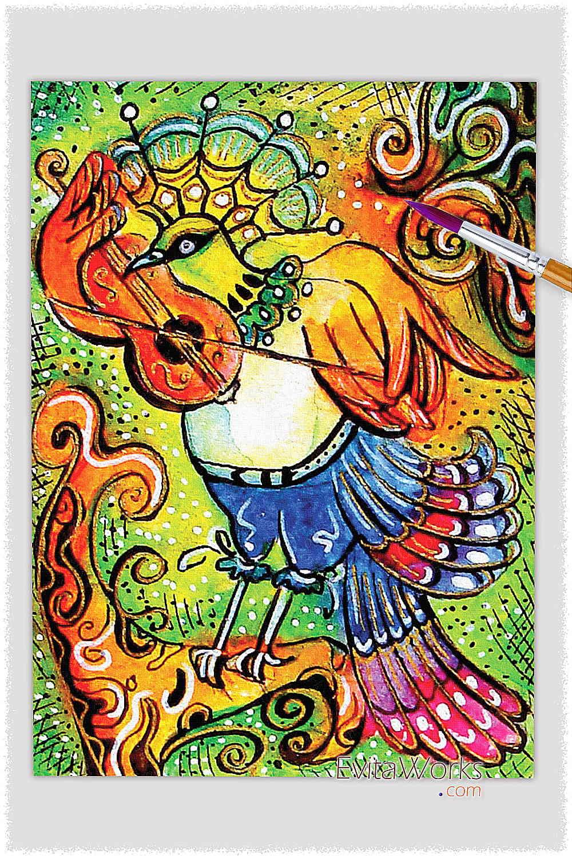 Bird 09 ~ EvitaWorks
