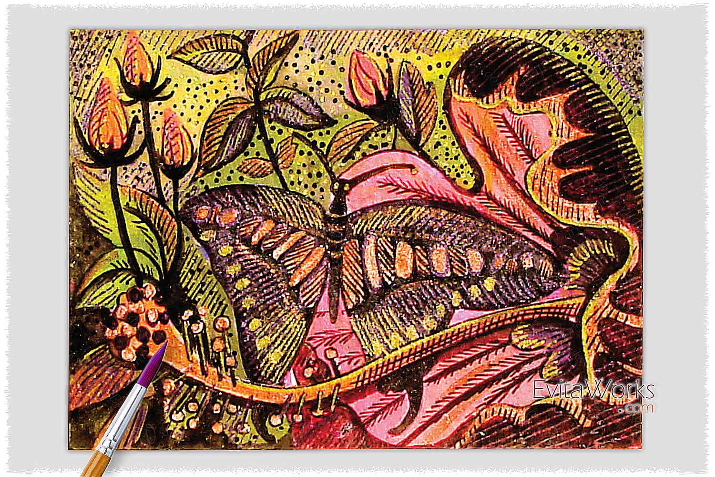 Butterfly 02 ~ EvitaWorks