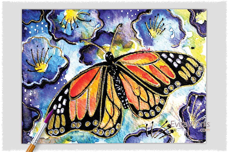 Butterfly 03 ~ EvitaWorks
