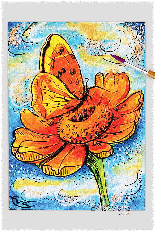 Butterfly 99 ~ EvitaWorks