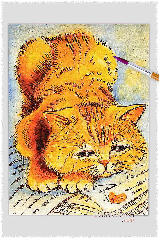 Cat 02 ~ EvitaWorks
