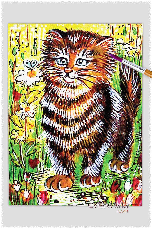 Cat 03 ~ EvitaWorks
