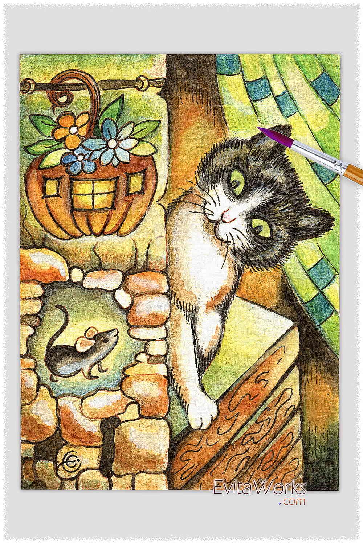 Cat 11 ~ EvitaWorks
