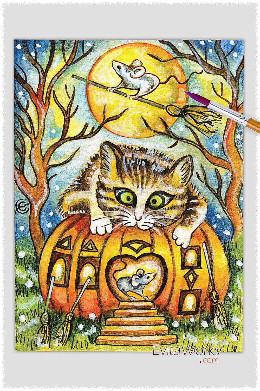 Cat 17 ~ EvitaWorks