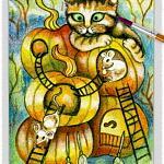 Cat 19 ~ EvitaWorks