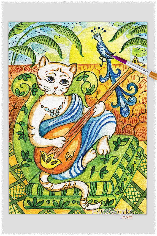 Cat 20 ~ EvitaWorks