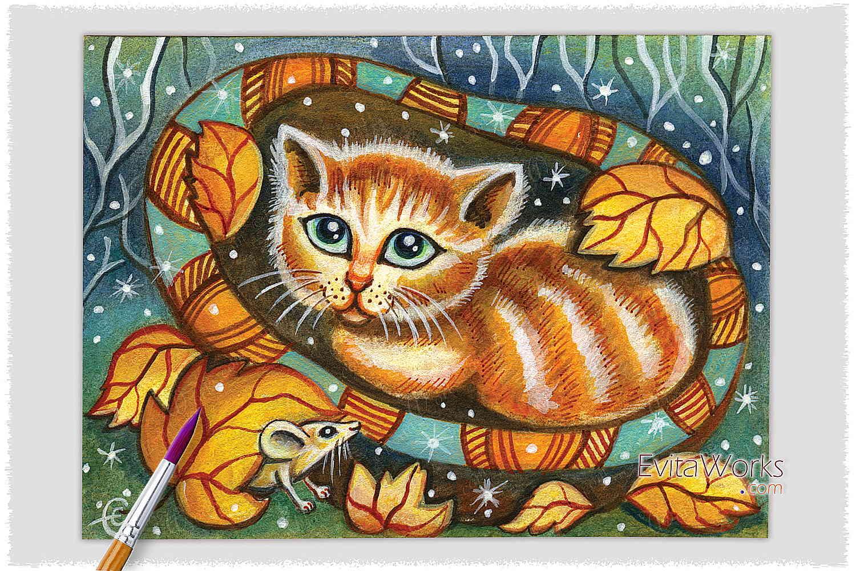 Cat 25 ~ EvitaWorks