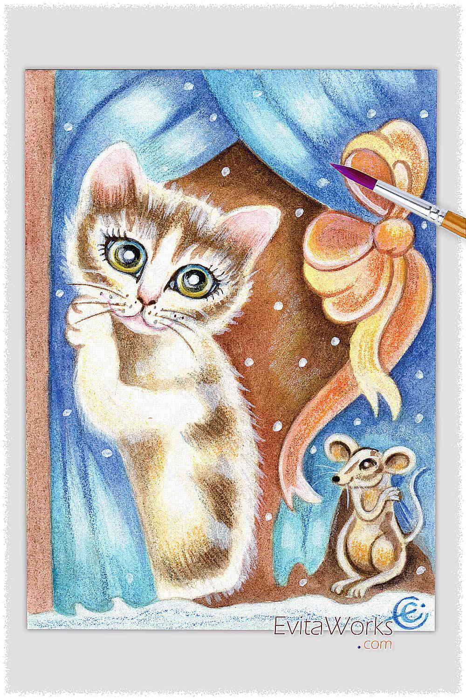 Cat 27 ~ EvitaWorks