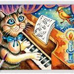 Cat 36 ~ EvitaWorks