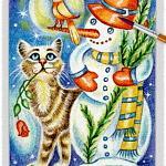 Cat 37 ~ EvitaWorks