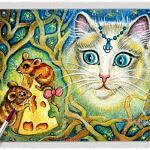 Cat 41 ~ EvitaWorks