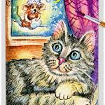 Cat 45 ~ EvitaWorks