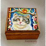 Cat 46 Boxsq ~ EvitaWorks