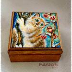 Cat 48 Boxsq ~ EvitaWorks