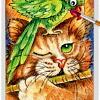 Cat 50 ~ EvitaWorks