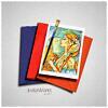 East Woman 09 Card ~ EvitaWorks