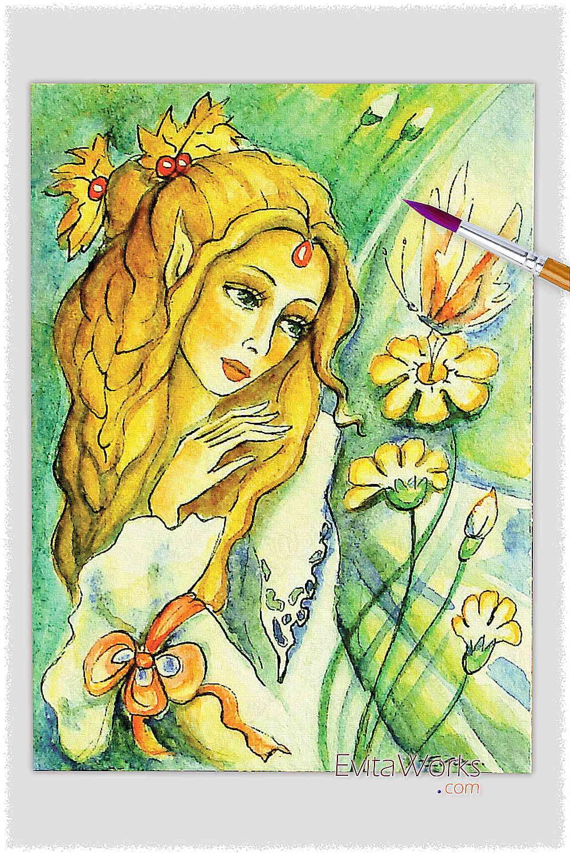 Fairy 20 ~ EvitaWorks