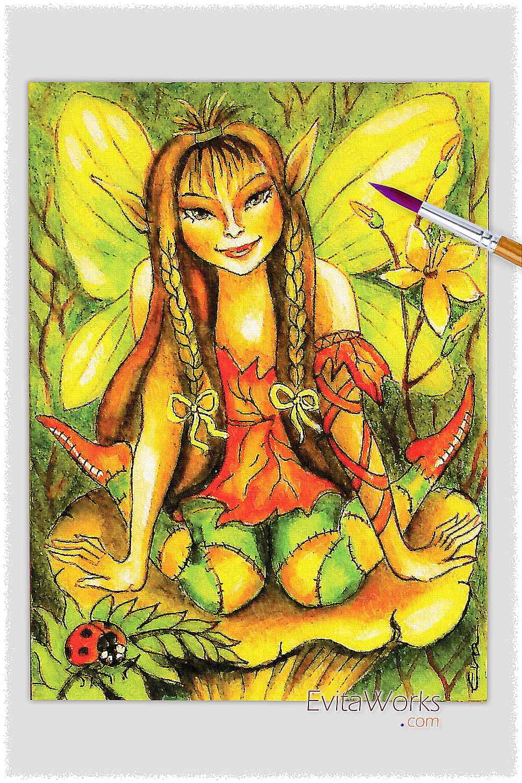 Fairy 21 ~ EvitaWorks