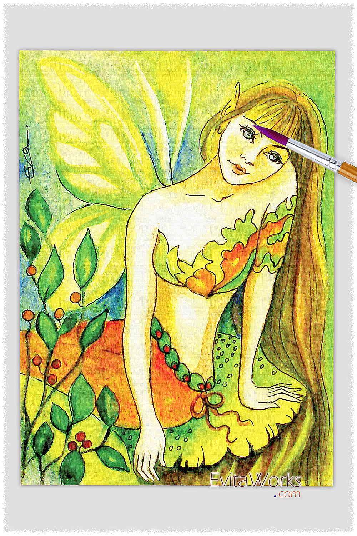 Fairy 27 ~ EvitaWorks