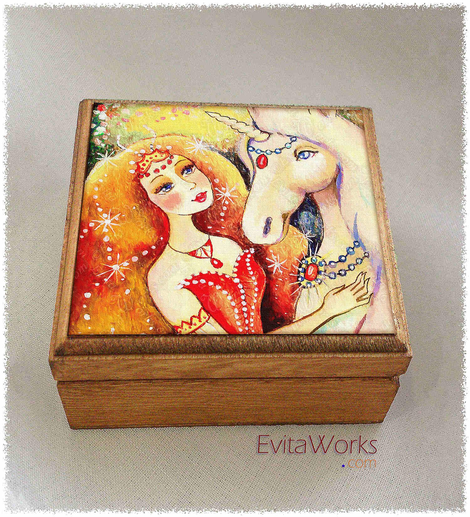 Fairy 29 Boxsq ~ EvitaWorks